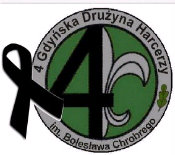Logo żałobne Czarnej 4
