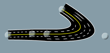 Bezier offset curves can be a problem