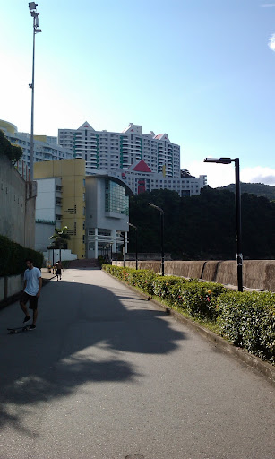 Southern part of HKUST
