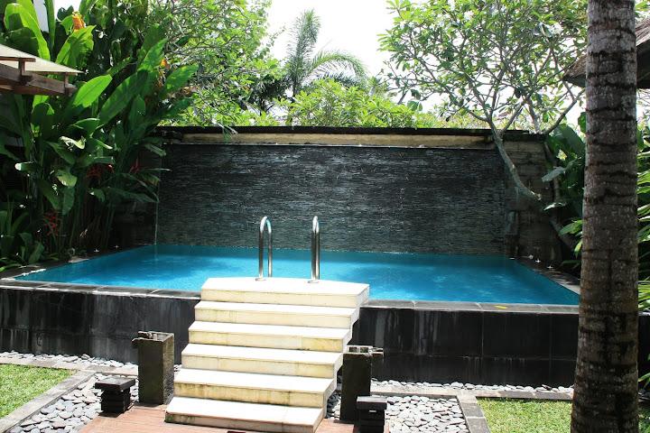 Our villa in Bali