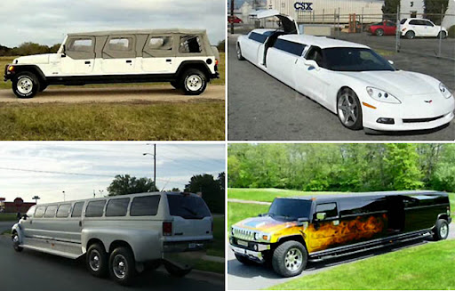 Funspirations Inc. : Limousine