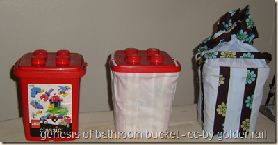 three buckets cropped