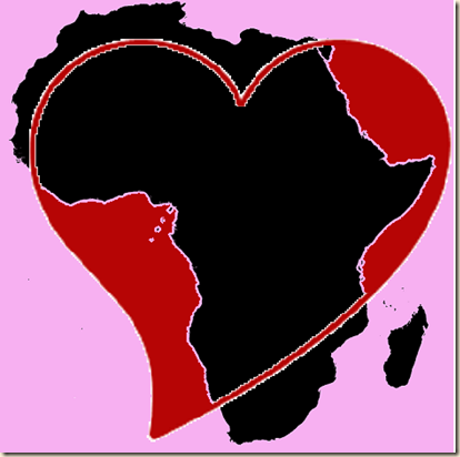 heart in africa africa in heart