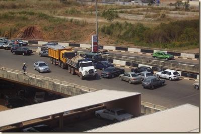 Traffic at Abuja Fest (4)