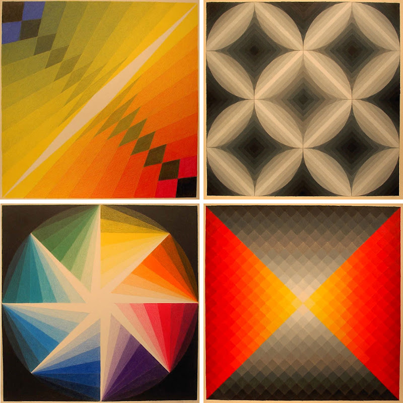 Zanis Waldheims Geometric Abstraction