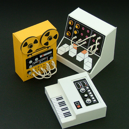 Electronic Ensemble by Dan McPharlin