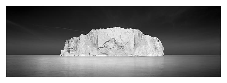 Iceberg #04, Greenland 2007 - David Burdeny