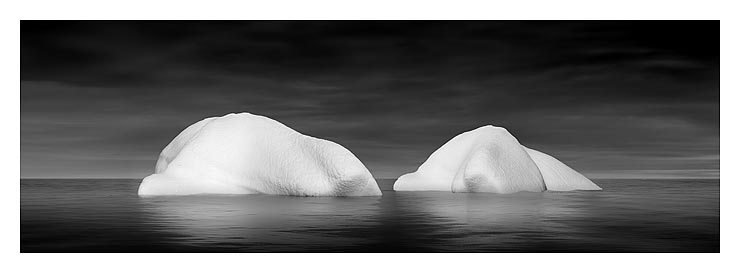 Iceberg #05, Greenland 2007 - David Burdeny