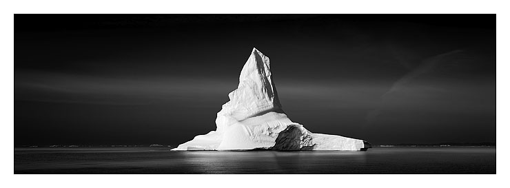 Iceberg #02, Greenland 2007 - David Burdeny