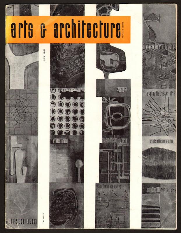 Arts & Architecture July 1961