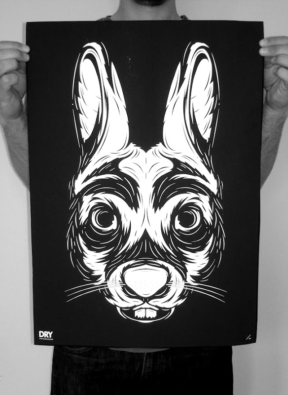 Another Example, Rabbit for Dry Design Studio