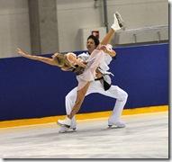 O. Domnina, M. Shabalin ice dancing