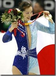 Shizuka Arakawa figure skating