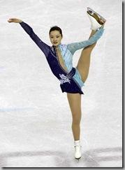 winter olympics Shizuka Arakawa