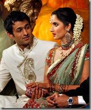 Sania Mirza Wedding reception pakistan photos