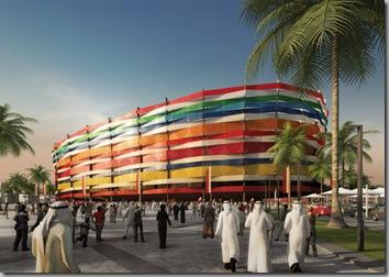 Al gharafa stadium qatar