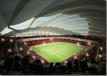 Al khor stadium qatar 2