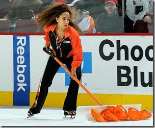 Philadelphia Flyers sexy Ice Girls