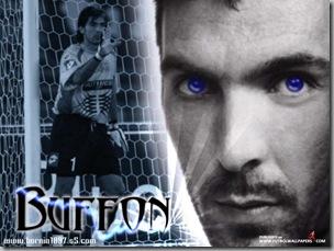 buffon Goal Keeper