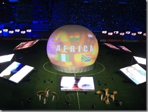 FIFA World Cup 2010 Opening Ceremony photos 3