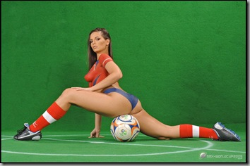 FIFA Girl Boady painting (17)