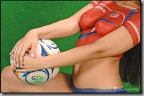 FIFA Girl Boady painting (10)