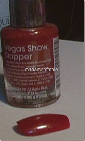 modelista vegas show stopper