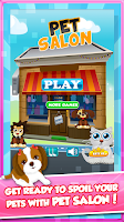 Screenshot of Pet Salon