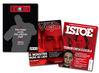 Wellington capas de revistas