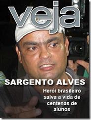 Sargento Alves CAPA VEJA