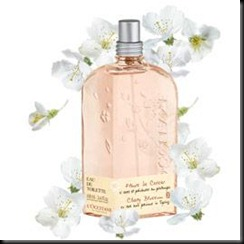 LOccitane Cherry Blossom Eau de Toilette