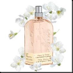 LÆOccitane Cherry Blossom Eau de Toilette
