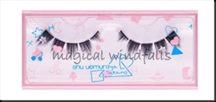 magical windfalls parital false eye lashes