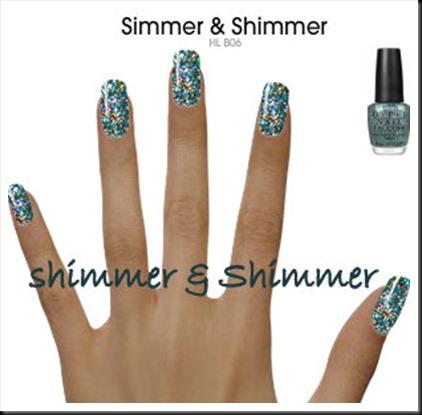 shimmer and shimmer