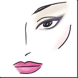 Estee-Lauder-Spring-2011-Wild-Violet-face-chartt