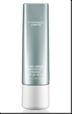 M·A·C-Lightfully-Bright-Hydro-Charged-SPF-30PA  -Moisturizer