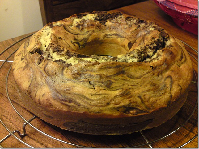 amazing marble cake - photo by kitchn dahling all rights reserved