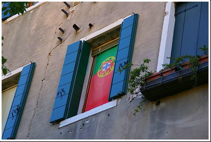 DSC04209 - Bandeira Portuguesa no Arsenal