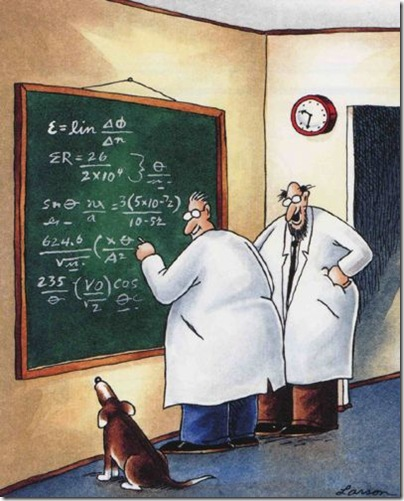 Gary Larson, March 23, 1984