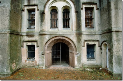 Old Jail, Charleston, exterior
