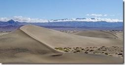 Mesquite Sand Dunes, Death Valley