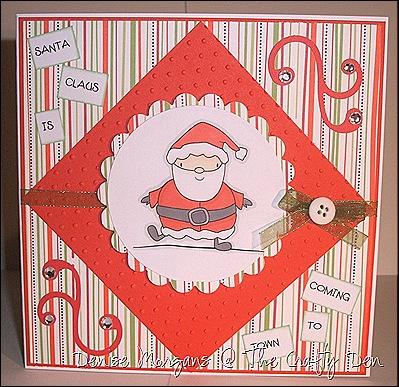 CCC challenge 69 - christmas song