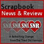 scrapbook news and review logo