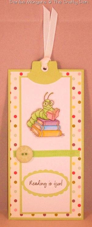 CCC challenge 143 - bookworm