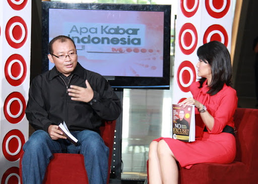 No Excuse by Isa Alamsyah on TV One 3