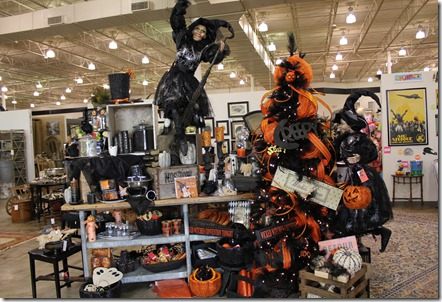 FM halloween display