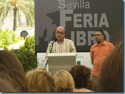 FERIA DEL LIBRO Sevilla 23 mayo 2009