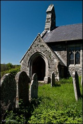 Llananno Church