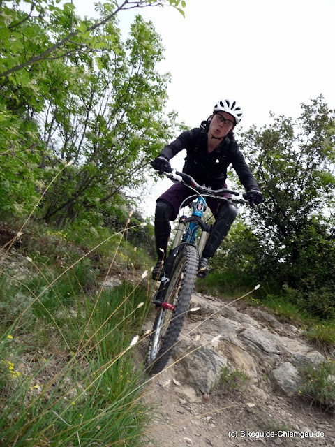 Frauen Freeride Camp - Bikeguide Chiemgau