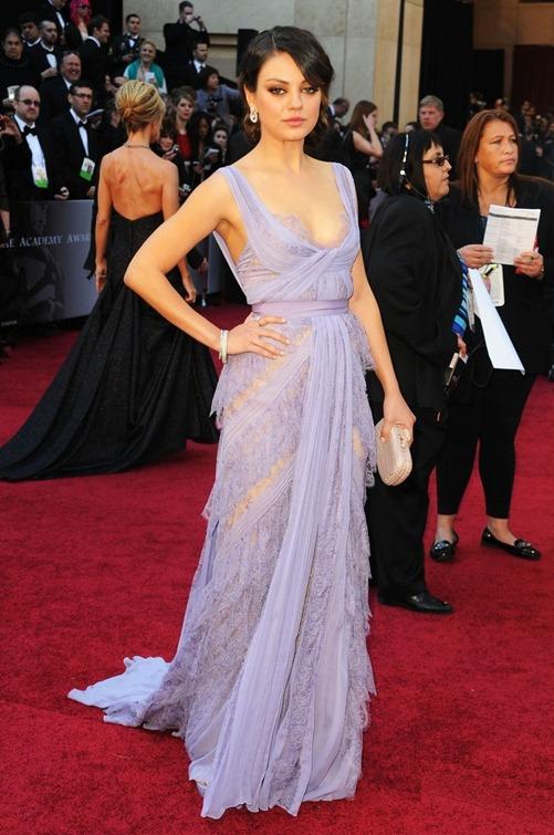 Mila Kunis - Elie Saab Couture